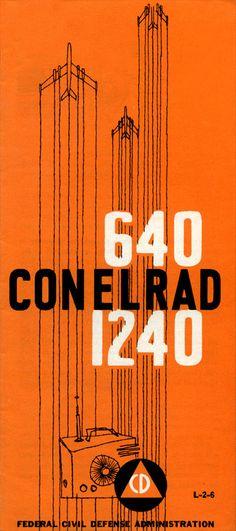 CONELRAD - 50's