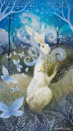 'Abundance' by Amanda Clarke