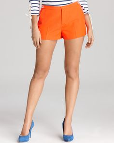 Juicy Couture Neon Shorts