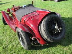 https://flic.kr/p/8VhKZM | 1934 Alfa Romeo