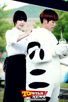 To The Beautiful You - Sulli & Hyunwoo