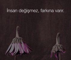 İnsan değişmez, farkına varır... #sözler #anlamlısözler #güzelsözler…
