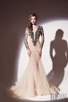 Dany Tabet Spring-summer 2014 - Couture - http://www.flip-zone.net/fashion/couture-1/independant-designers/dany-tabet-4407