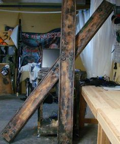 Steel I-beams: Tutorial - Blogs - Halloween Forum