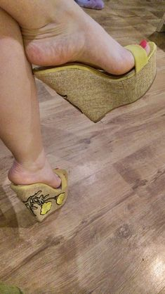 58 Platform High Heels For Work - Women Shoes Styles & Design Sexy High Heels, Sexy Legs And Heels, Hot Heels, Platform High Heels, High Heel Boots, Wedge Heels, Heeled Boots, Heeled Sandals, Sandals Platform