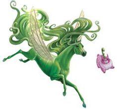 Bella sara Horses, Green Pegasus