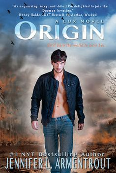 My review of Origin by Jennifer L. Armentrout. The best book of 2013, hands down!