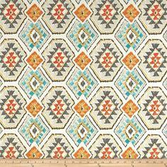 Swavelle/Mill Creek Indoor/Outdoor Eresha Oasis Fabric