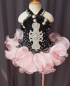 Infant/toddler/baby/children/kids/newborn Girl's Pageant/prom/ball Dress/clothing/gown for birthday,wedding,bridal,gift,party, 1~2T-G020-2 on Etsy, $86.36 AUD