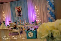 Disney Frozen Birthday Party Ideas | Photo 1 of 13 | Catch My Party