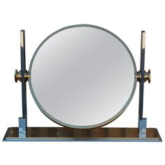 1stdibs - Large Table Top Mirror by Karl Springer explore items from 1,700  global dealers at 1stdibs.com