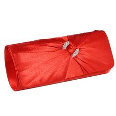 Crystal Knot Evening Bag Handbag