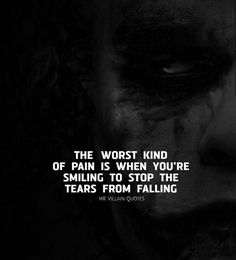 Bad Attitude Quotes, Mixed Feelings Quotes, Mood Quotes, Life Quotes, Heath Ledger Joker Quotes, Best Joker Quotes, Badass Quotes, Psycho Quotes, Hurt Quotes