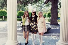 Clueless inspired photo shoot by Wildfox!