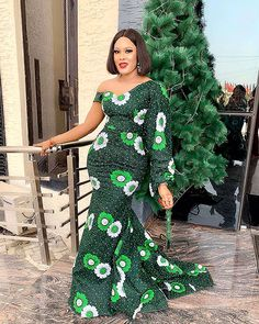 You need to see these 10 latest ankara styles for women. We definitely can never get enough of the ankara fabric! Best African Dresses, African Fashion Ankara, African Traditional Dresses, Latest African Fashion Dresses, African Print Fashion, African Attire, Women's Fashion Dresses, Best African Dress Designs, Latest Fashion