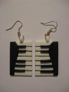 polymerclayfimo: Урок-Пианино