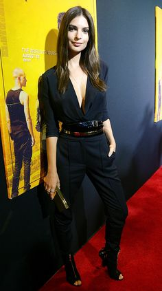 How Emily Ratajkowski Always Looks Amazing, According to Her Stylist via @WhoWhatWearUK