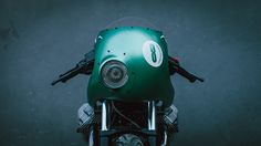 Teamwork - The Fragore Moto Guzzi SP3 ~ Return of the Cafe Racers