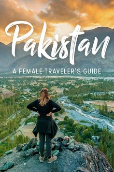 What's it like to travel Pakistan as a woman? This guide has everything you need to know (and then some) about female travel in Pakistan, solo or otherwise. Beach Volleyball, Solo Travel, Asia Travel, Pakistan Travel, Travel Guides, Travel Tips, What Is Like, Where To Go, Cool Places To Visit