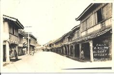 Located Near Mango Park Hotel, Vintage Pictures, Old Pictures, Old Photos, Philippines Cebu, Old Street, Park Hotel, Future City, Pinoy, Manila