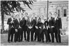 Mollie Crutcher Photography, wedding, wedding party portraits, groom, groomsmen