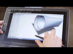 Wacom Cintiq Companion 2 - YouTube
