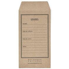saviez vous que vous pouviez fabriquer des pochettes de graines simplement en pliant une feuille. Black Bedroom Furniture Sets. Home Design Ideas