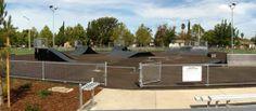 Warren Park Skate Park JPEG image and link to PDF image