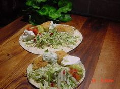 Taco Del Mar White Sauce and FISH TACOS Recipe