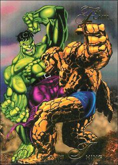 Hulk vs Thing ('94)