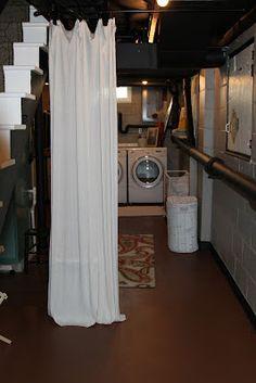 home basement walls dividers