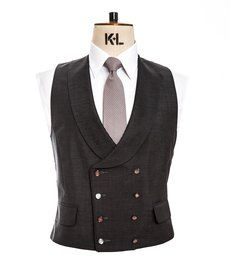 Favourbrook is a British clothing brand specialising in fine formalwear, wedding and evening wear for both men and women. Double Breasted Waistcoat, Men's Waistcoat, Vest And Tie, Suit Vest, Vest Men, Morning Suits, Morning Dress, British Clothing Brands, Wedding Waistcoats