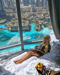 Вид из гостиницы Armani Hotel Dubai, Дубай ##ОтдыхМечты ##Дубай - Отдых мечты - Google+