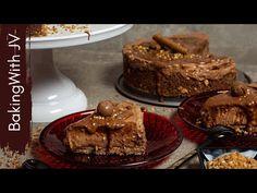 Το Choco Cheesecake που σας έδειξα στην Ελένη ❤️| Γιάννος Βαλιάνος |BakingWith JV - YouTube Mary Berry Desserts, Crazy Kitchen, Greek Recipes, Cheesecake Recipes, Make It Yourself, Chocolate, Cooking, Youtube, Food
