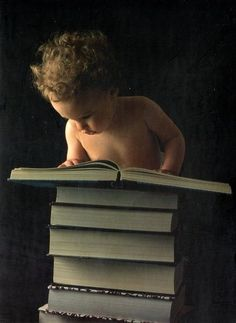 Child/Books