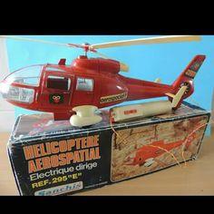 Helicóptero de Sanchis