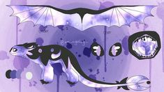 Httyd Dragons, Cool Dragons, D&d Dungeons And Dragons, Cute Dragon Drawing, Pony Drawing, Cute Toothless, Dragon Poses, Night Fury Dragon, Baby Animals Super Cute