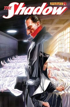 The Shadow #14 #TheShadow #Dynamite On Sale: 6/12/2013