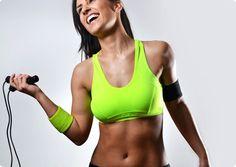 http://weightlossandtraining.com/jump-rope-workout-burn-fat-get-sexy - Jump Rope Workout: Burn Fat and Get Sexy  #fitandsexy