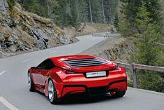 Studie BMW M1 Hommage