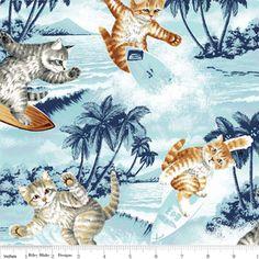 Riley Blake Designs: C4230-BLUE