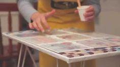 sublimado sobre azulejos - YouTube