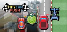 Tiny Car Rush main image.