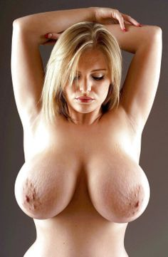 Big breast milk nude