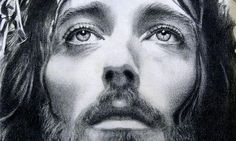 Jesus Pencil Art