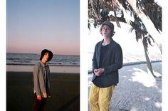 "nonnative Spring/Summer 2013 ""The Coast"" Collection Lookbook"