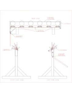 Shed Roof Framing Diagrams also House Plans For 30 40 Site 30x40 besides Scheibenschie C3 9Fen likewise 364862007283533404 further 90643 Target Practice. on outdoor shooting range design