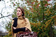 fall aw15 poncho fashion