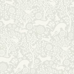 Block Print Wallpaper clean and simple les indiennes block-print wallpaper | block-print