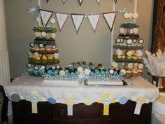 Boys Baptism Decoration Ideas - Bing images